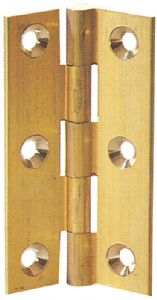 204 Solid Brass Butt Hinge