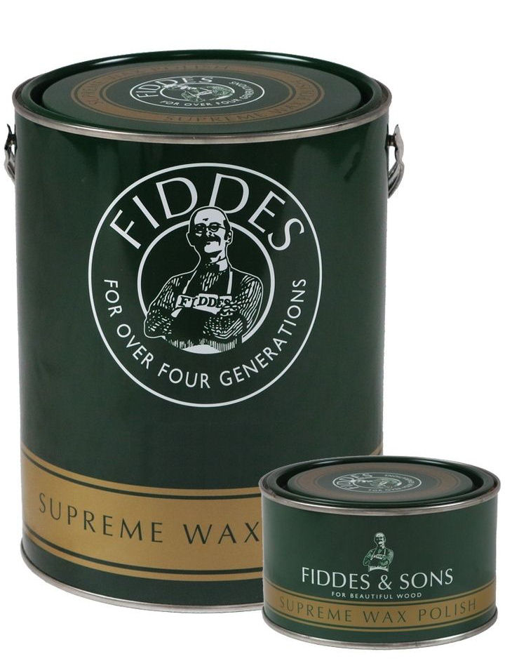 Fiddes Supreme Wax