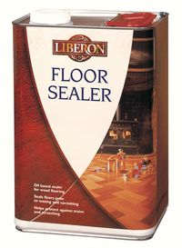 Liberon Floor Sealer