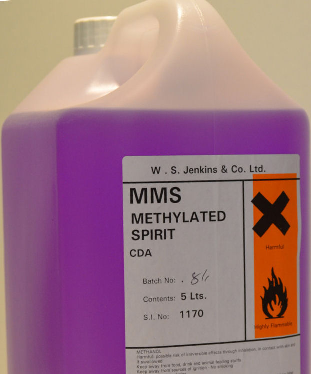 Jenkins Methylated Spirit