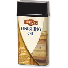 Liberon Finishing Oil 4 x 5 litres
