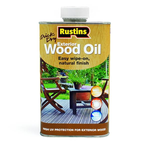 Buy Rustins Exterior Wood Oil