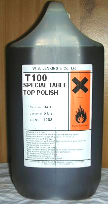 Jenkins Table Top Polish T100