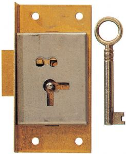 570 Cut Cupboard Lock