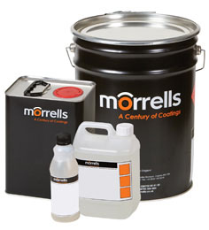 Morrells 440 Acid Cat Hi Build Lacquer