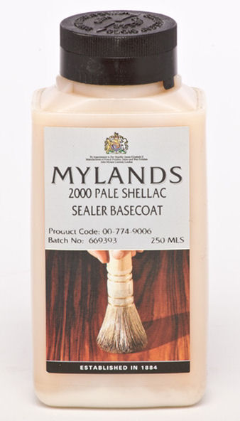 Mylands 2000 Pale Shellac Sealer