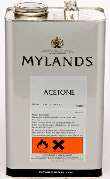 Mylands Pure Acetone