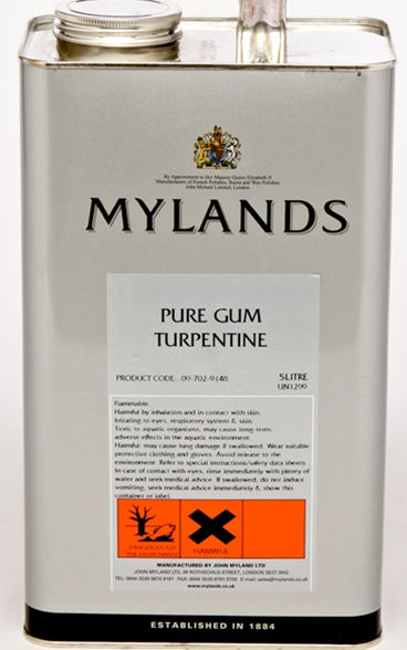 Mylands Pure Turpentine