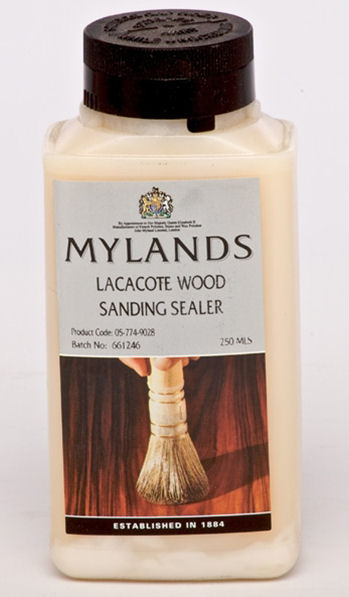 Mylands Pale Lacacote Sealer