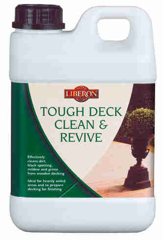 Liberon Decking Cleaner